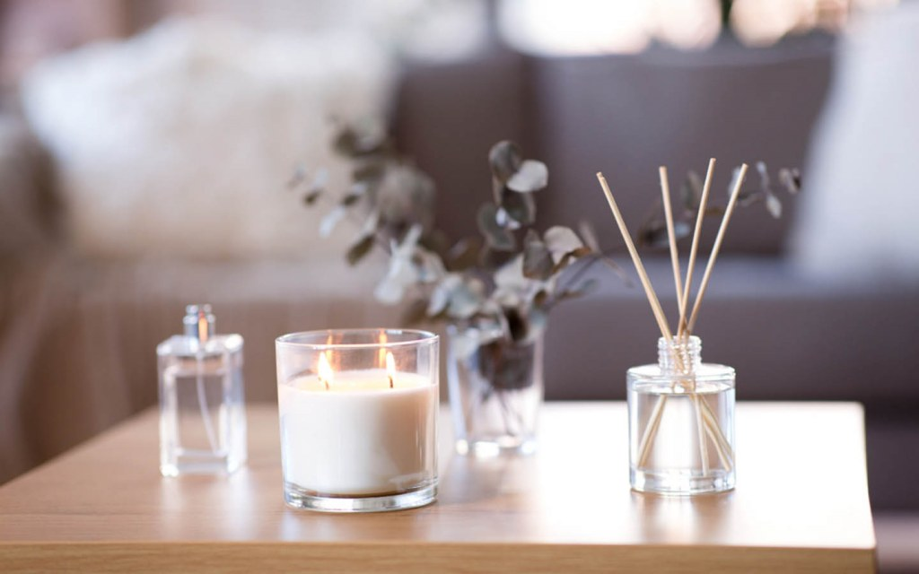 refresh your home smell