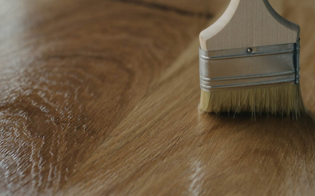 Protect Wood Using Oils