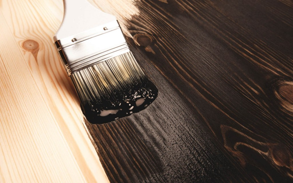 Protect Wood Using Stains