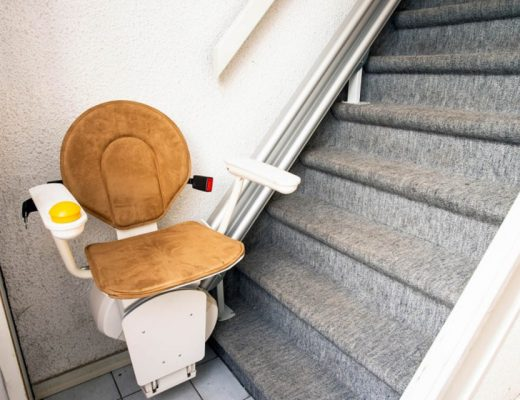 Stair lifts are an automated solution for the elderly