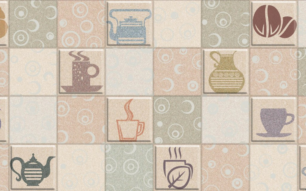 decorative tiles for the kitchen
