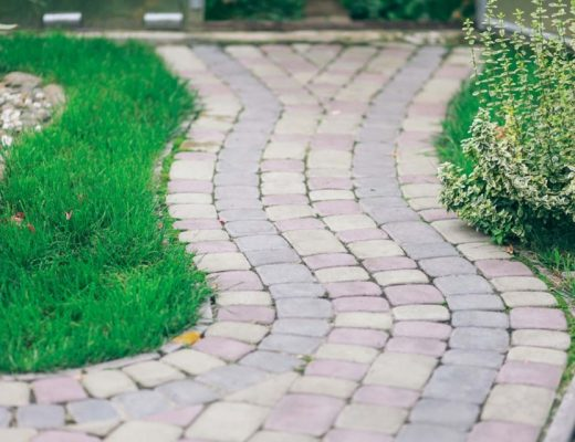 weatherproof your walkway